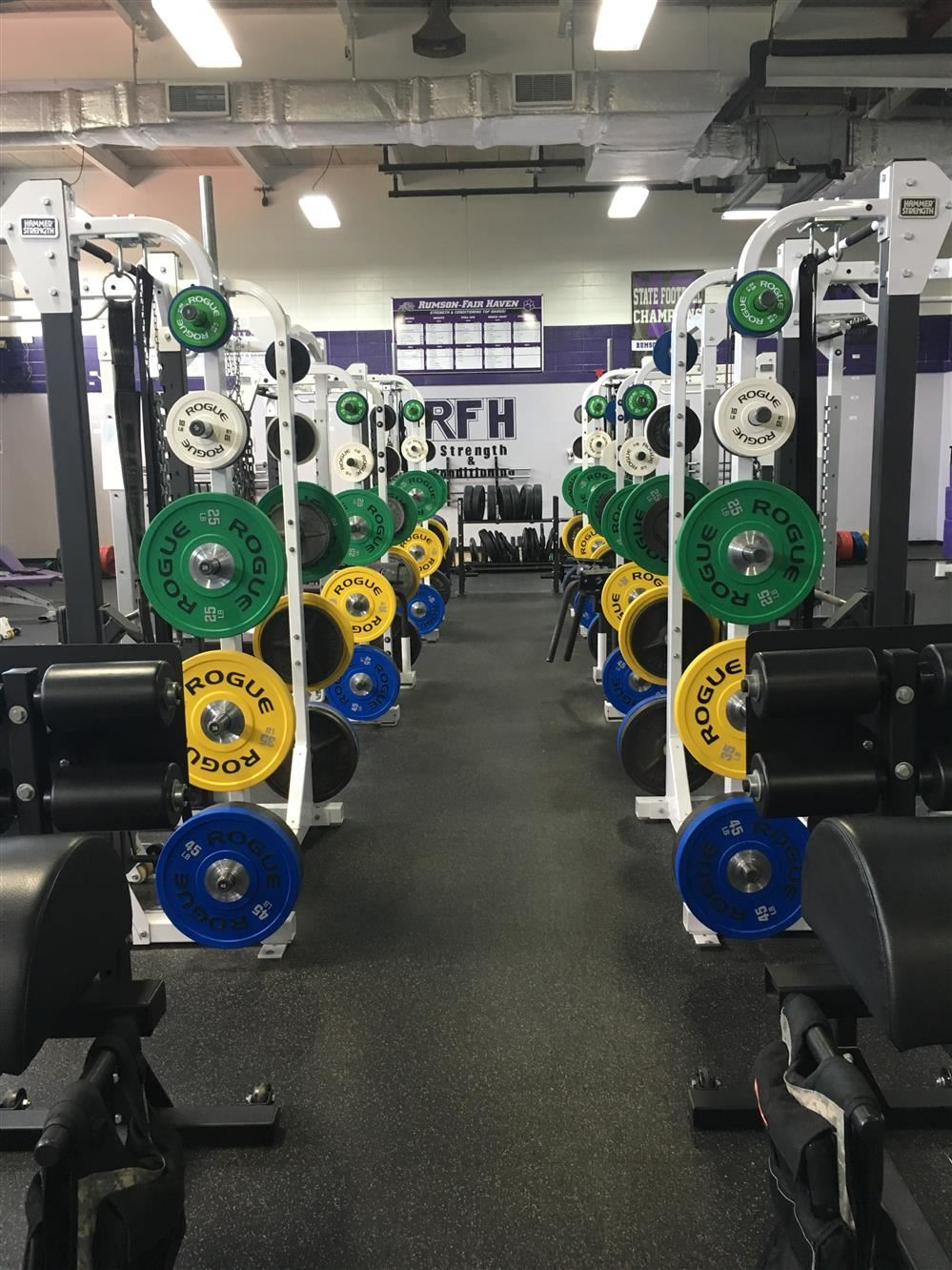 Strength and Conditioning / Strength and Conditioning