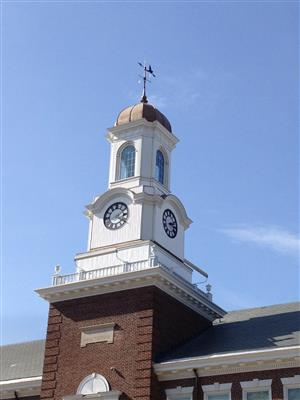 RFH Clock Tower