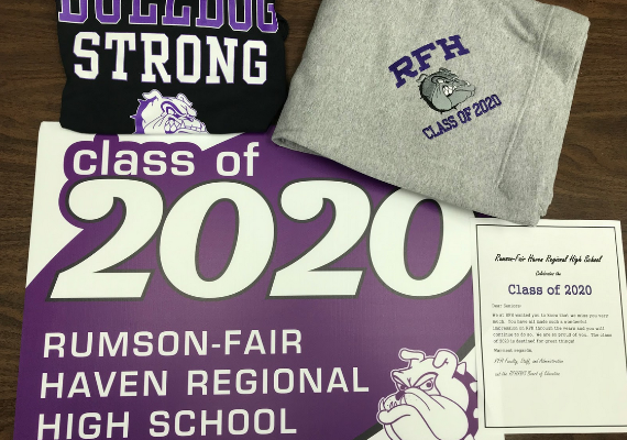 RFH Celebrates the Class of 2020