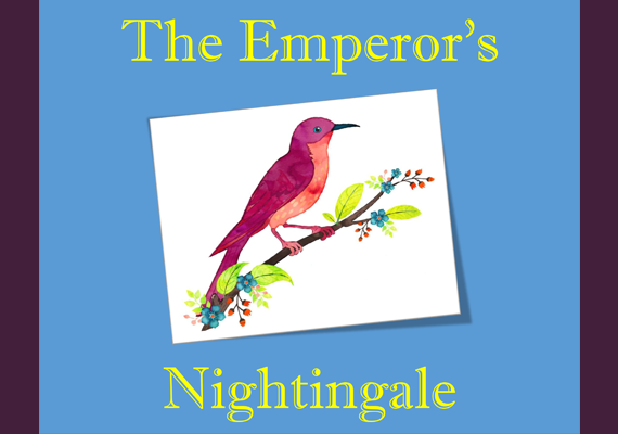 "Tower Players Proudly Present ""The Emperor's Nightingale"""