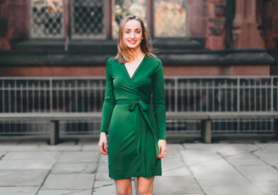 Julia Mosby, Princeton '19, RFH '15, Selected to Study at Oxford