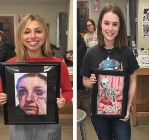 RFH Students Recognized for Artistic Accomplishments.