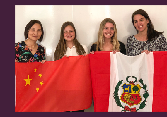RFH Students Earn Scholarships in World Languages