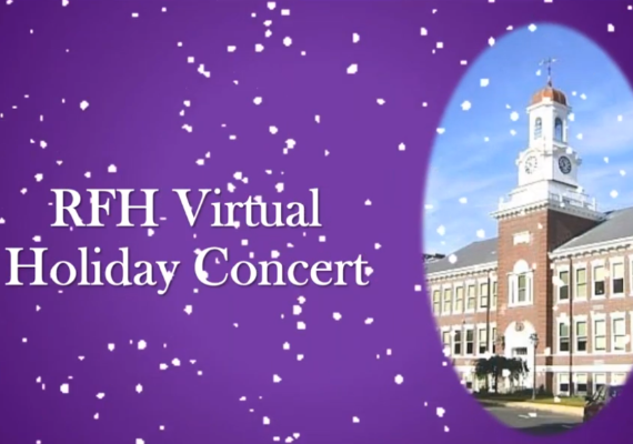 RFH Virtual Holiday Concert 2020