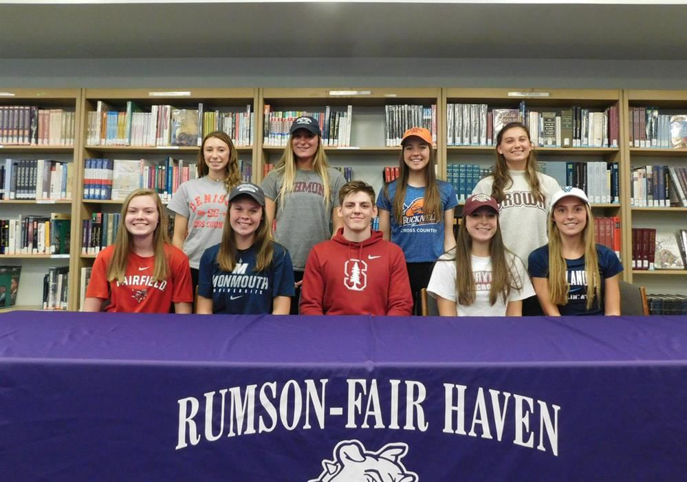 Nine Student Athletes Sign
