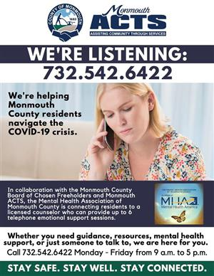 Monmouth County Mental Health